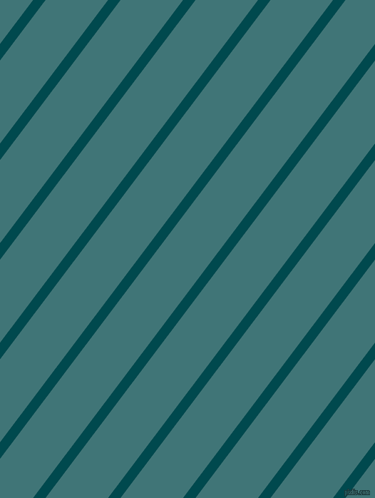 53 degree angle lines stripes, 14 pixel line width, 70 pixel line spacing, Sherpa Blue and Ming stripes and lines seamless tileable