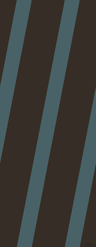 79 degree angle lines stripes, 48 pixel line width, 106 pixel line spacing, Smalt Blue and Coffee Bean stripes and lines seamless tileable