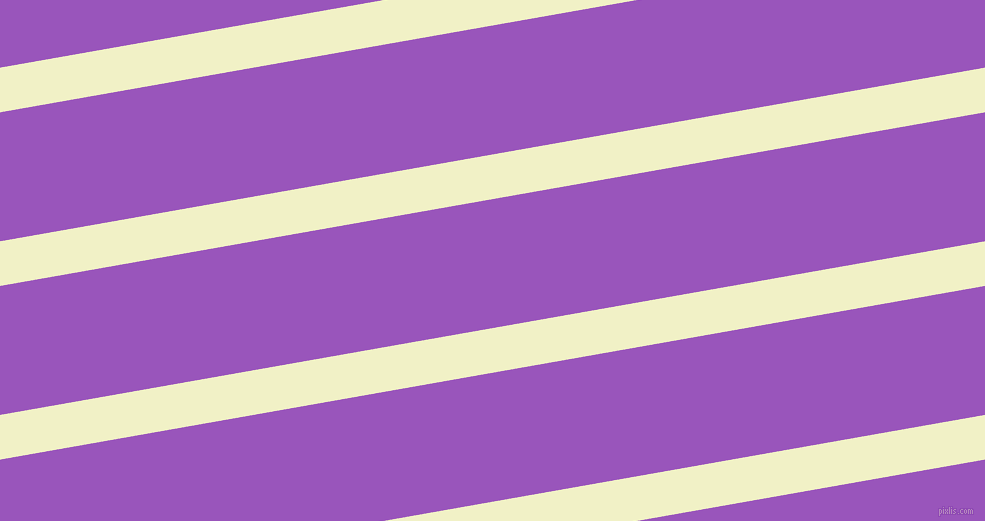 10 degree angle lines stripes, 44 pixel line width, 127 pixel line spacing, Spring Sun and Deep Lilac stripes and lines seamless tileable