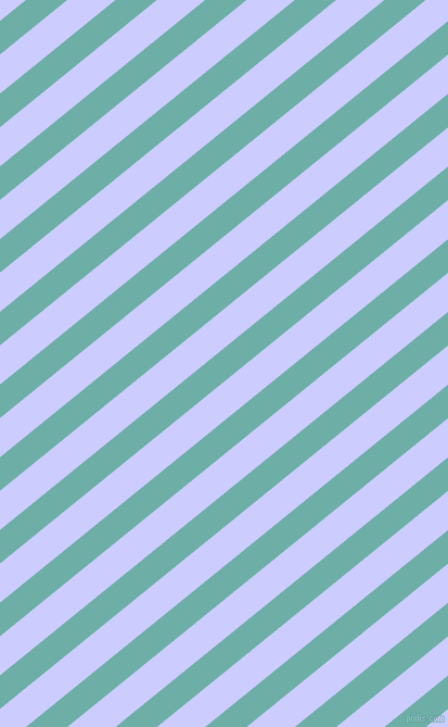 39 degree angle lines stripes, 24 pixel line width, 28 pixel line spacing, Tradewind and Lavender Blue stripes and lines seamless tileable