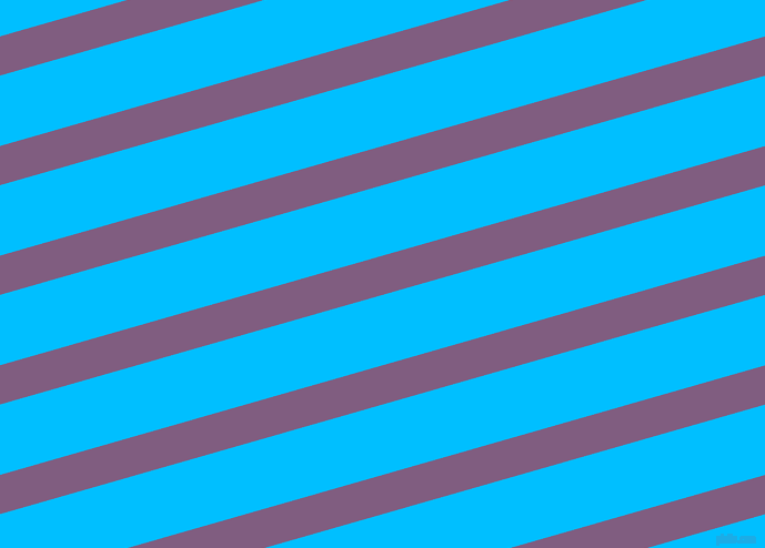 16 degree angle lines stripes, 34 pixel line width, 61 pixel line spacing, Trendy Pink and Deep Sky Blue stripes and lines seamless tileable
