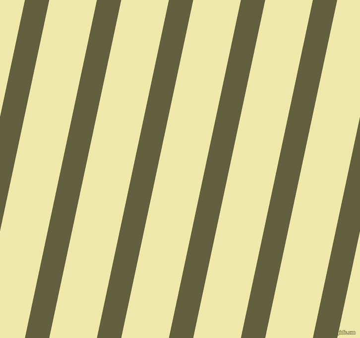 78 degree angle lines stripes, 48 pixel line width, 94 pixel line spacing, Verdigris and Pale Goldenrod stripes and lines seamless tileable