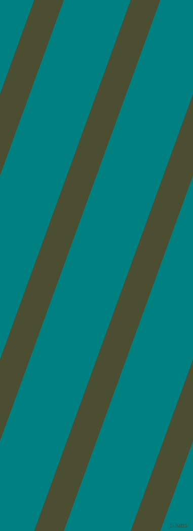 70 degree angle lines stripes, 55 pixel line width, 124 pixel line spacing, Waiouru and Teal stripes and lines seamless tileable