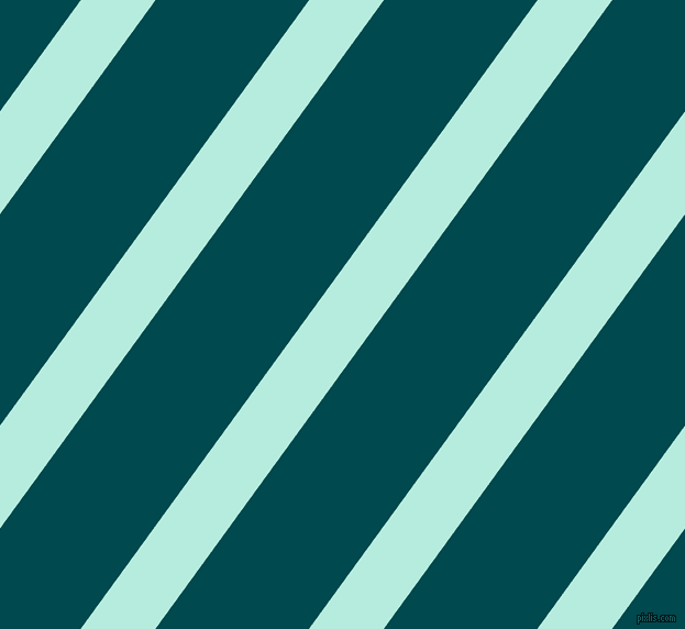 54 degree angle lines stripes, 55 pixel line width, 113 pixel line spacing, Water Leaf and Sherpa Blue stripes and lines seamless tileable