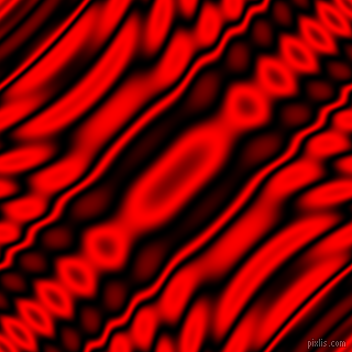 , Black and Red wavy plasma ripple seamless tileable