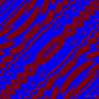 , Blue and Maroon wavy plasma ripple seamless tileable