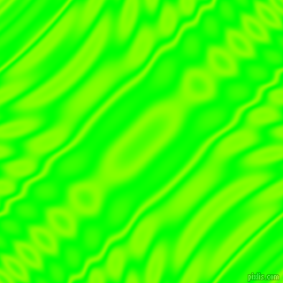 Lime and Chartreuse wavy plasma ripple seamless tileable