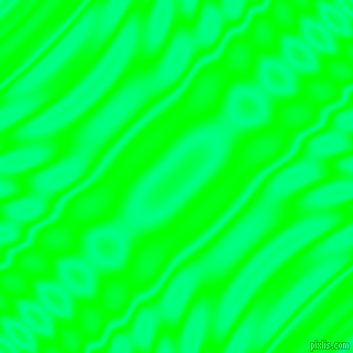 , Lime and Spring Green wavy plasma ripple seamless tileable
